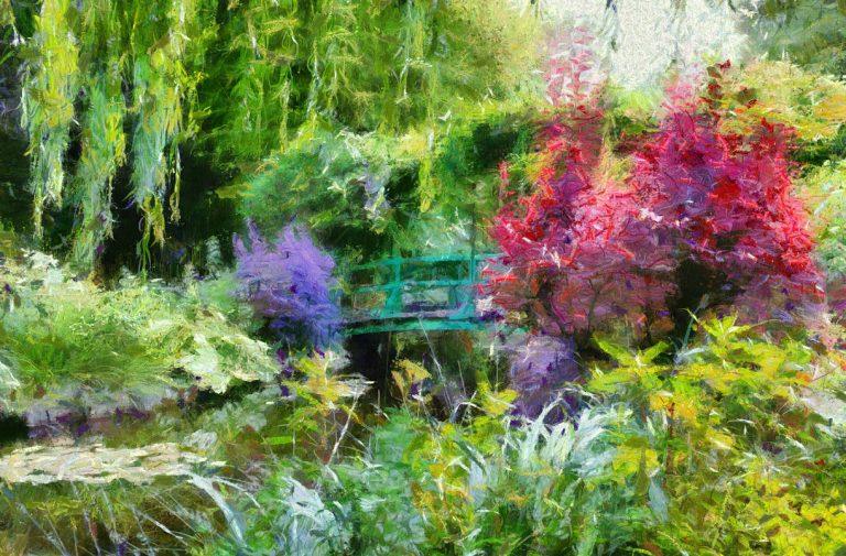 Monet Preset